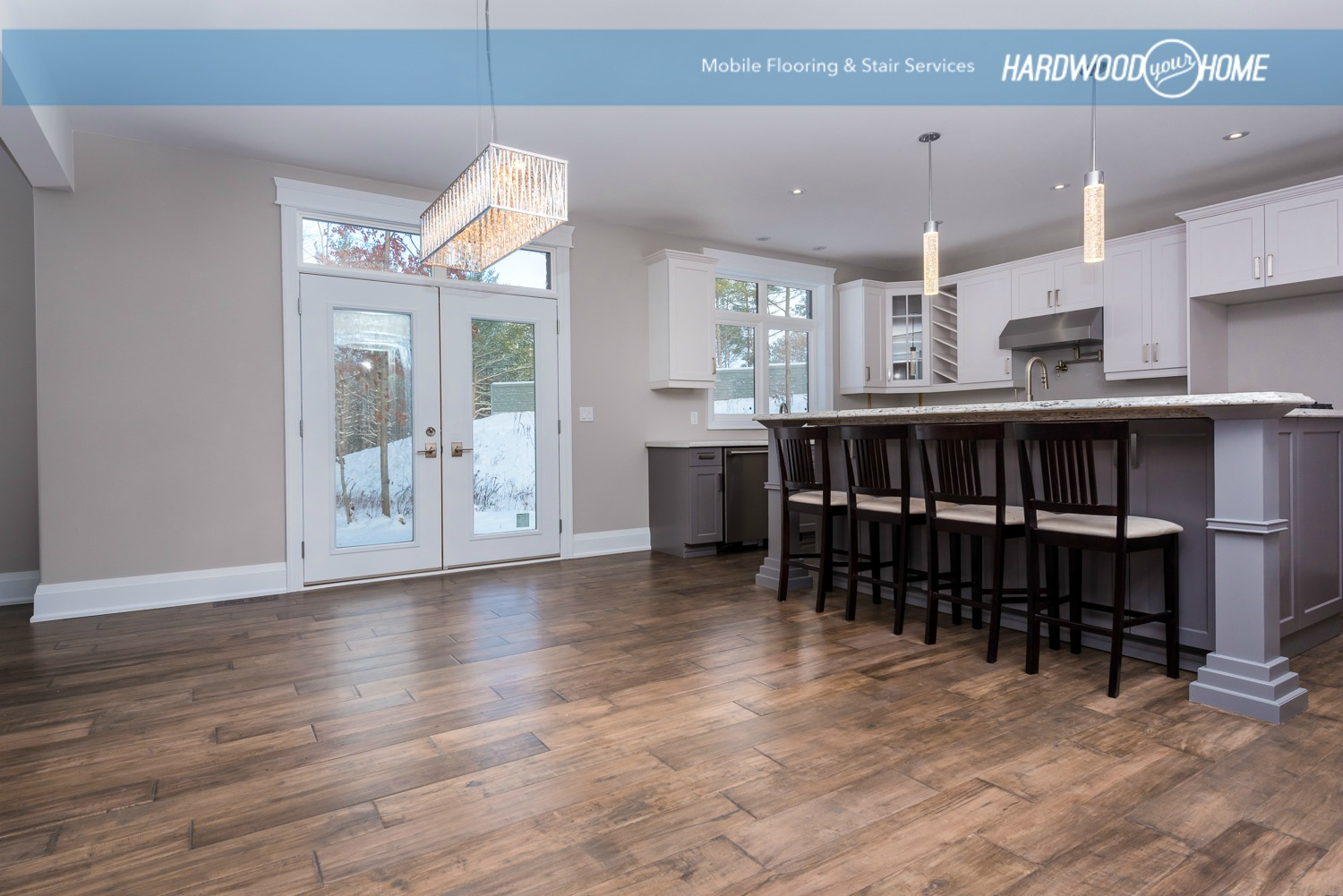 Can I put hardwood floors in my kitchen   Hardwood Your Home